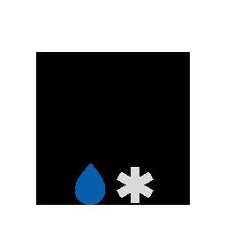 Neige fondue modérée ou forte